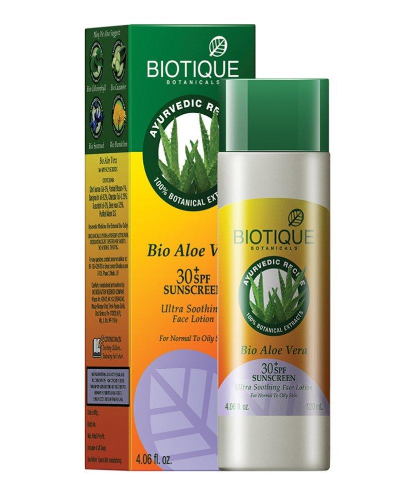 Biotique Face & Body Sun Lotion SPF 30