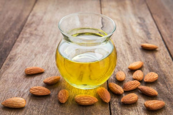 Almond Oil and Nut