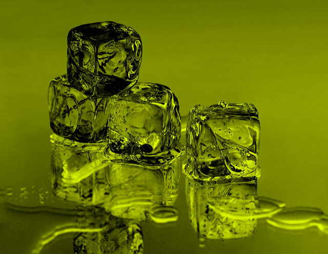Ice as a Cure