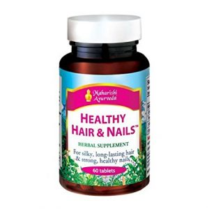 Maharishi Ayurveda Healthy Hair and Nails