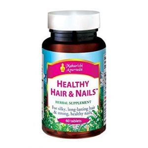 Maharishi Ayurveda Healthy Hair and Nails