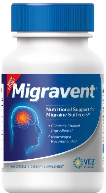 Vita Sciences Migraine Relief