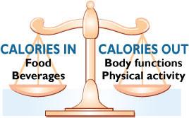 Balancing Calories In Calories Out