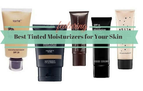 Best Tinted Moisturizers for Your Skin