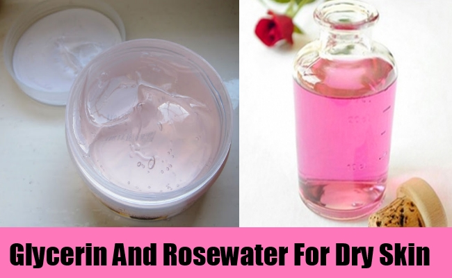 glycerin-and-rosewater-for-dry-skin