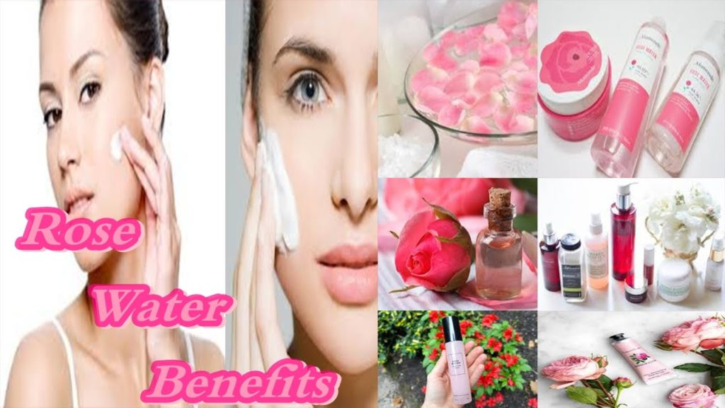 How to Treat Dry Skin with Rose Water