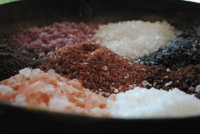 Benefits of Sea Salt: Taste and Health Both