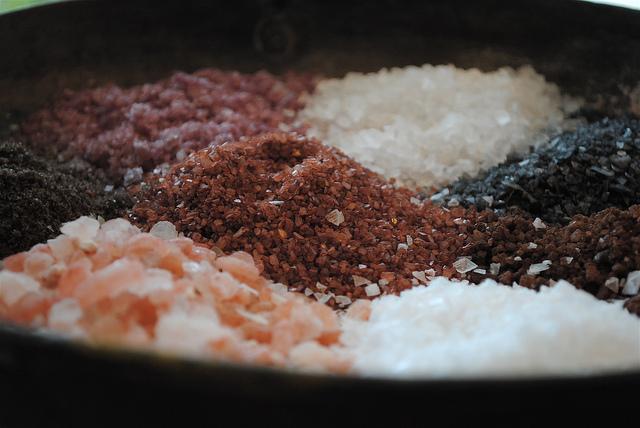 Benefits of Sea Salt: Taste and Health Both