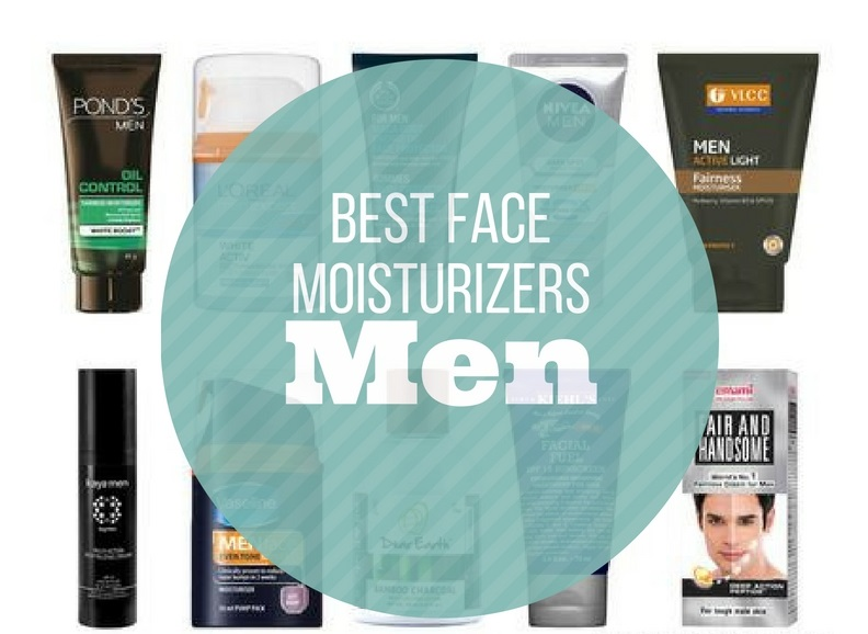 Face Moisturizers for Men