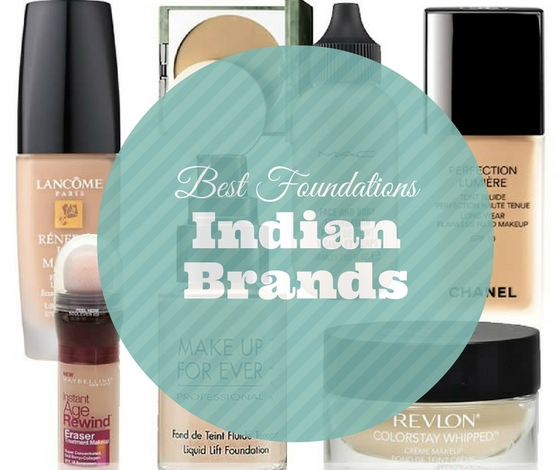 best foundations Indian Brands
