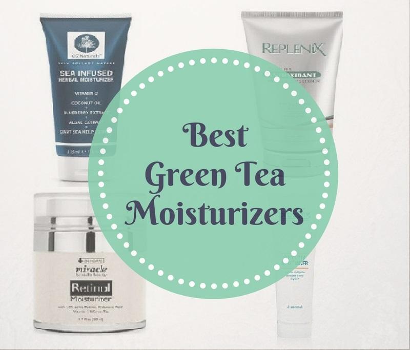 Best Green Tea Moisturizers