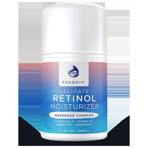 Foxbrim Delicate Retinol Moisturizer