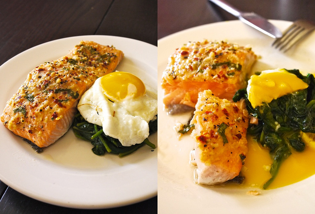 Proteins Low in Saturated Fat
