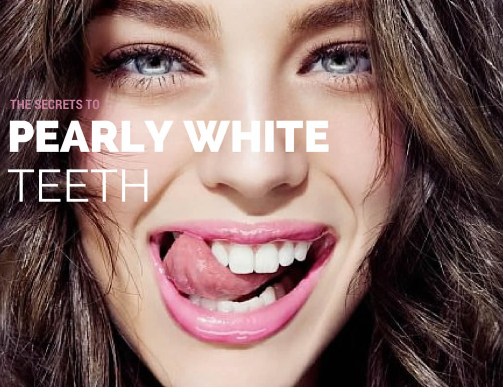 Pearly White Teeth