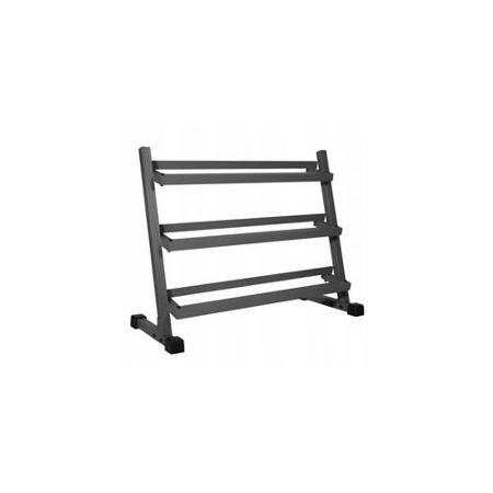 XMark 4 feet 3-Tier Dumbbell Rack XM-4439