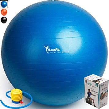 Sit On Exercise Balls
