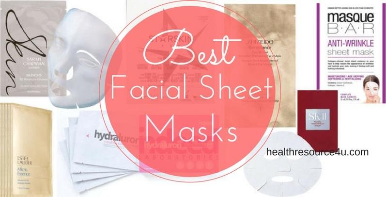 Best Facial Sheet Masks