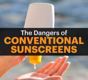 Harmful effects of sunscreens