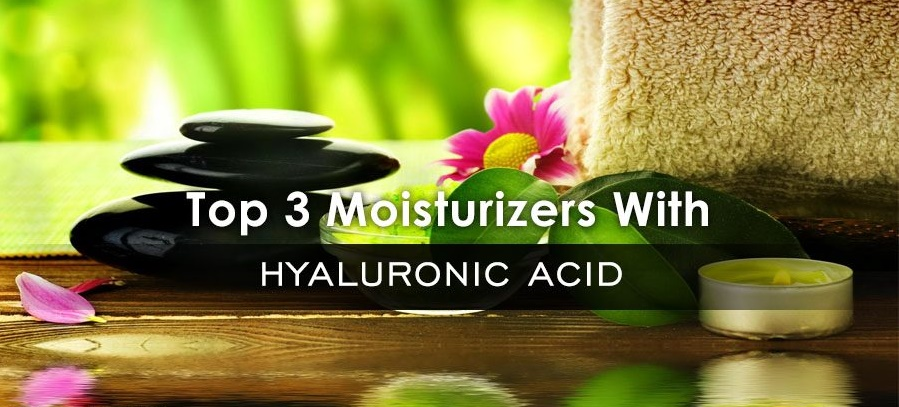 Top 3 Best Moisturizers With Hyaluronic Acid 1