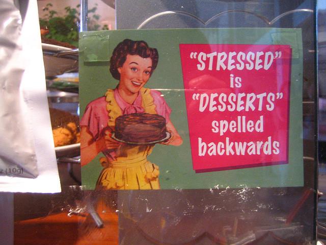 A Balanced Diet Beats Stress