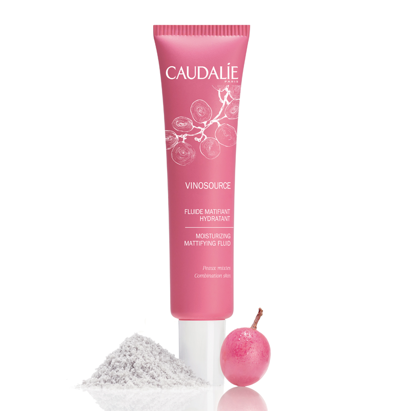 Caudalie Vinosource Moisturising Mattifying Fluid