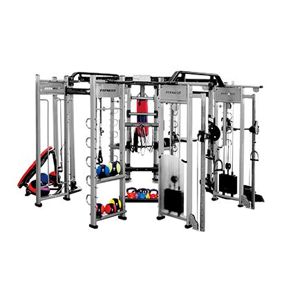 Gym gear Spartan rig