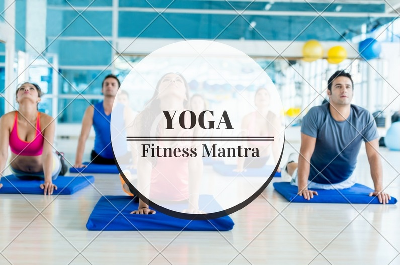 Yoga The Ultimate Fitness Mantra