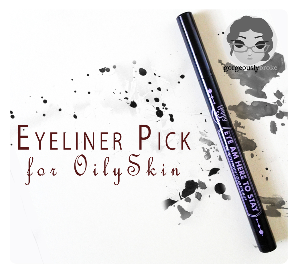 Best Eyeliner for Oily Skin