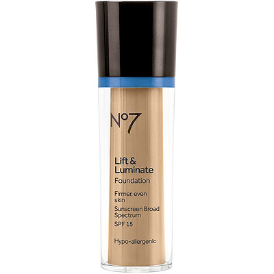No7 Lift and Luminate SPF 15 Foundation