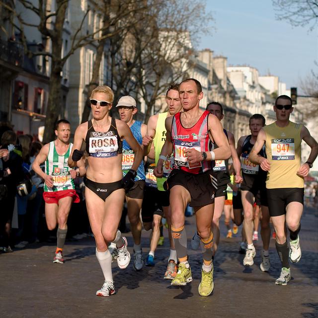 Running is Social