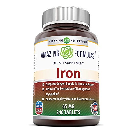 Iron: Strength and Vitality For Your Libido