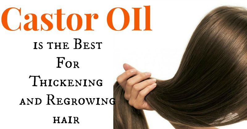 Why Does Castor Oil Promote Hair Growth