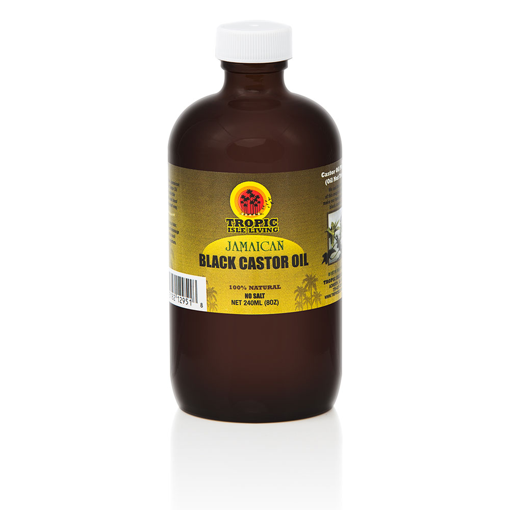 Castor Oil For Natural Hair Growth