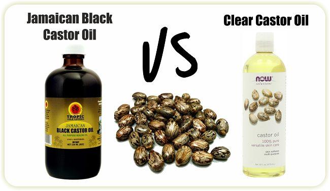 Jamaican Black Castor Oil versus other Castor Oils