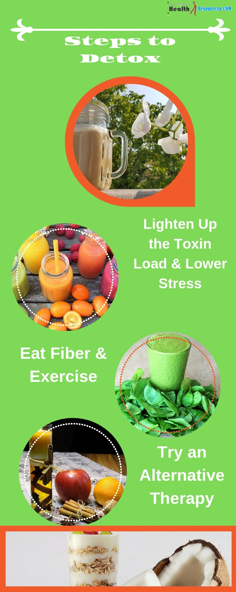 Lighten Up the Toxin Load