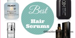 Top 5 and Best Hair Serums Reviews