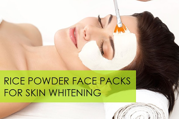 How to Use Rice Powder for Skin Whitening?