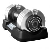 Bayou Fitness Adjustable Dumbbell e1492329749322