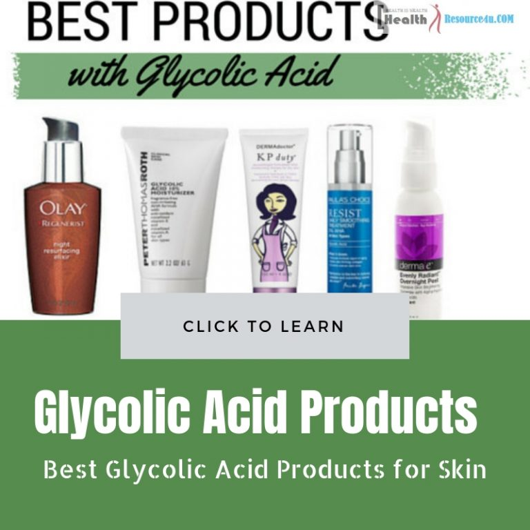 Best Glycolic Acid Products for Skin