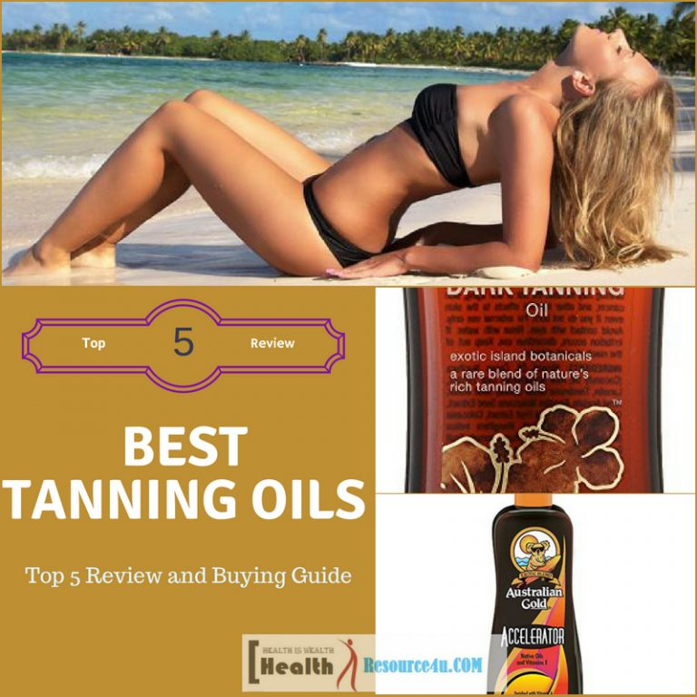 Best Tanning Oils Review