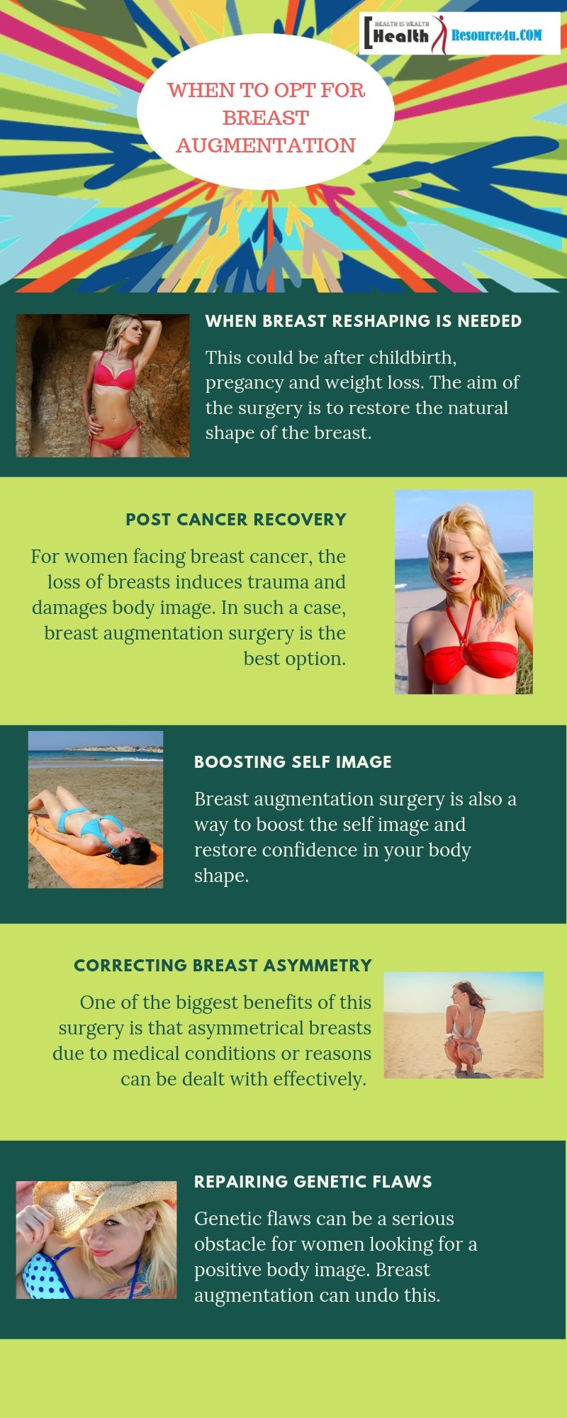 When to opt for breast augmentation