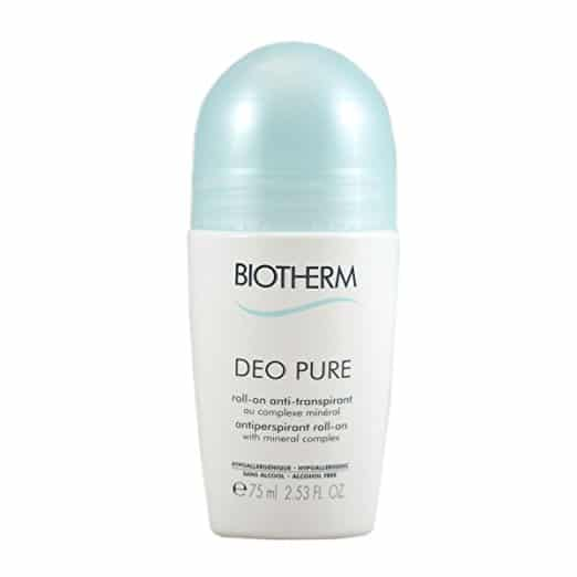 Biotherm Deo Pure 24H Antiperspirant Cream