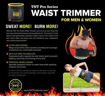 TNT Waist Trimmer