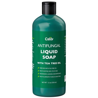 Calily Life Anti-Fungal Liquid Soap with Tea Tree Oil