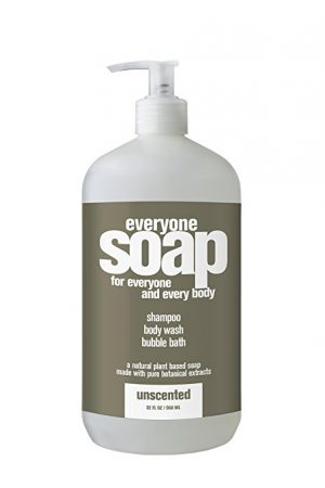 3-in-1 Unscented Soap by Everyone