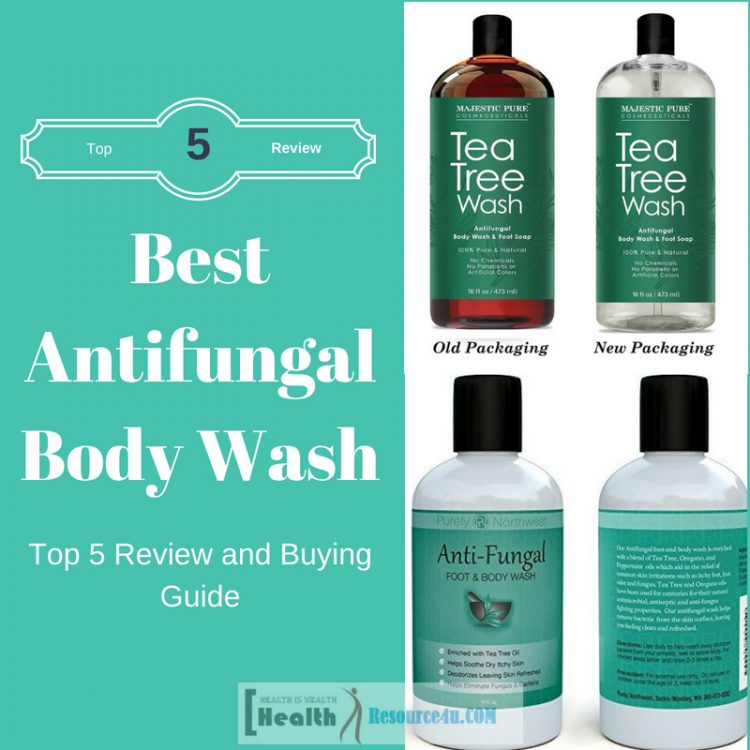 Best Antifungal Body Wash