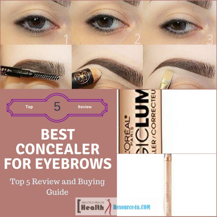 Best Concealer For Eyebrows Top 5 Expert Review And Picks