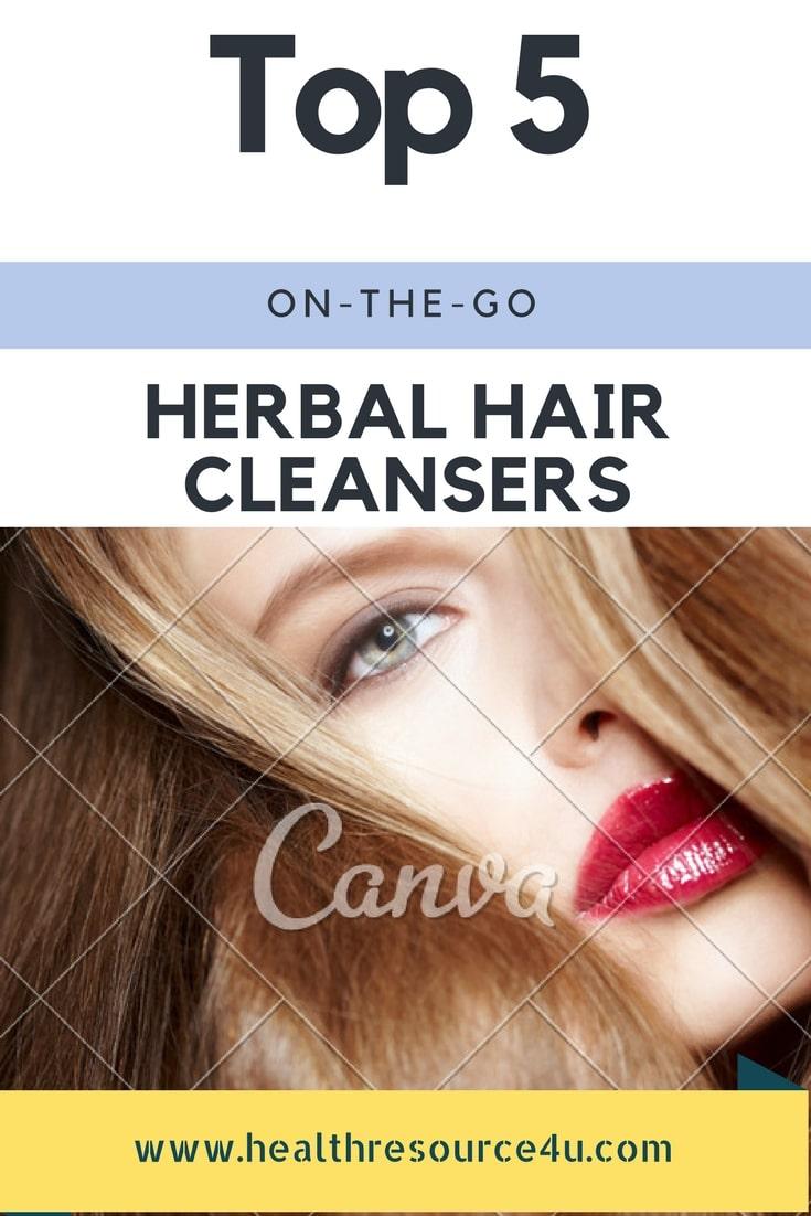 Herbal Hair Cleansers