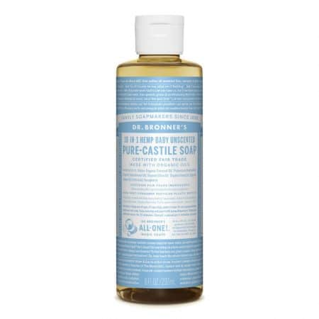 Pure-Castile Liquid Soap