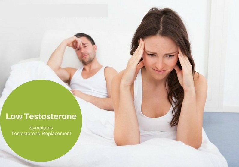 Low Testosterone Symptoms, Health Effects, Testosterone Replacement